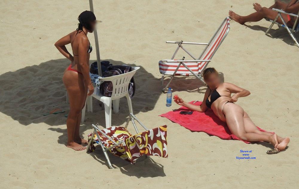 Pic #1 Saturday In Boa Viagem Beach, Recife City - Outdoors, Bikini Voyeur, Beach Voyeur