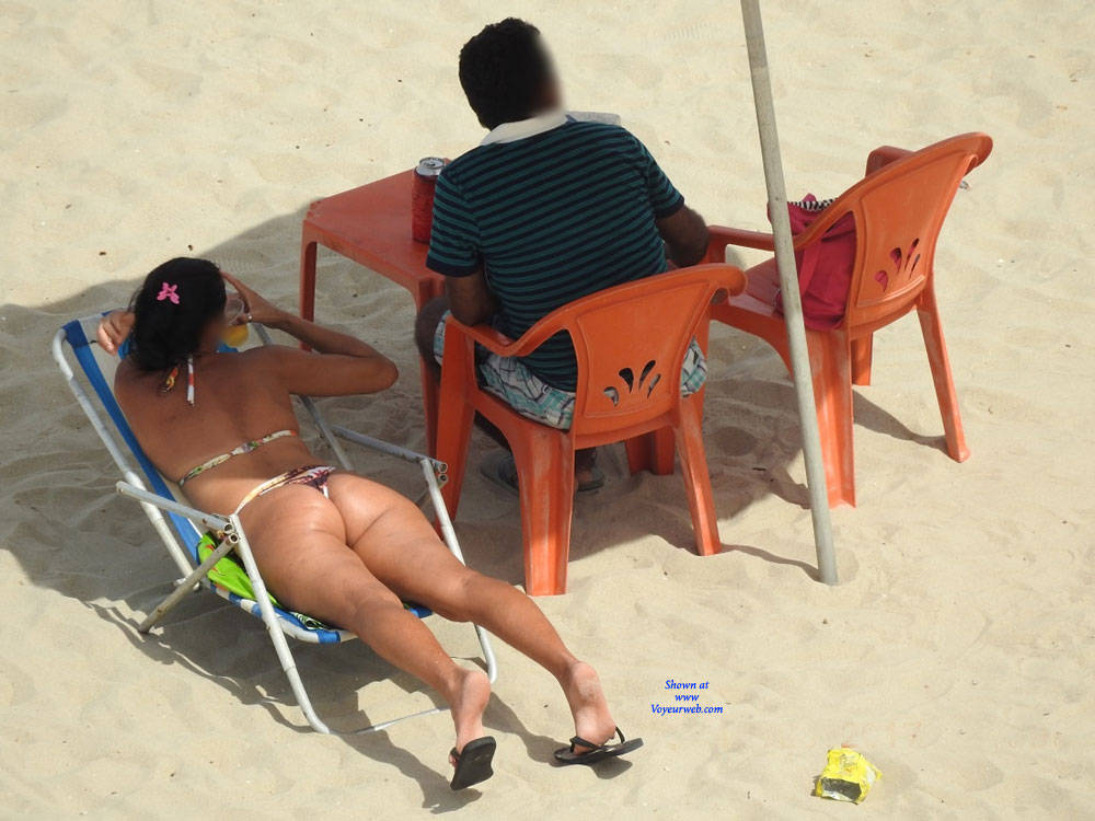 Pic #4 Saturday In Boa Viagem Beach, Recife City - Outdoors, Bikini Voyeur, Beach Voyeur