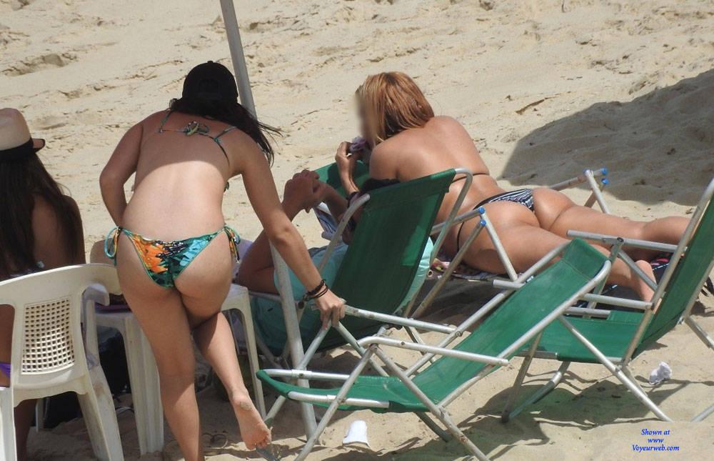 Pic #5 Saturday In Boa Viagem Beach, Recife City - Outdoors, Bikini Voyeur, Beach Voyeur