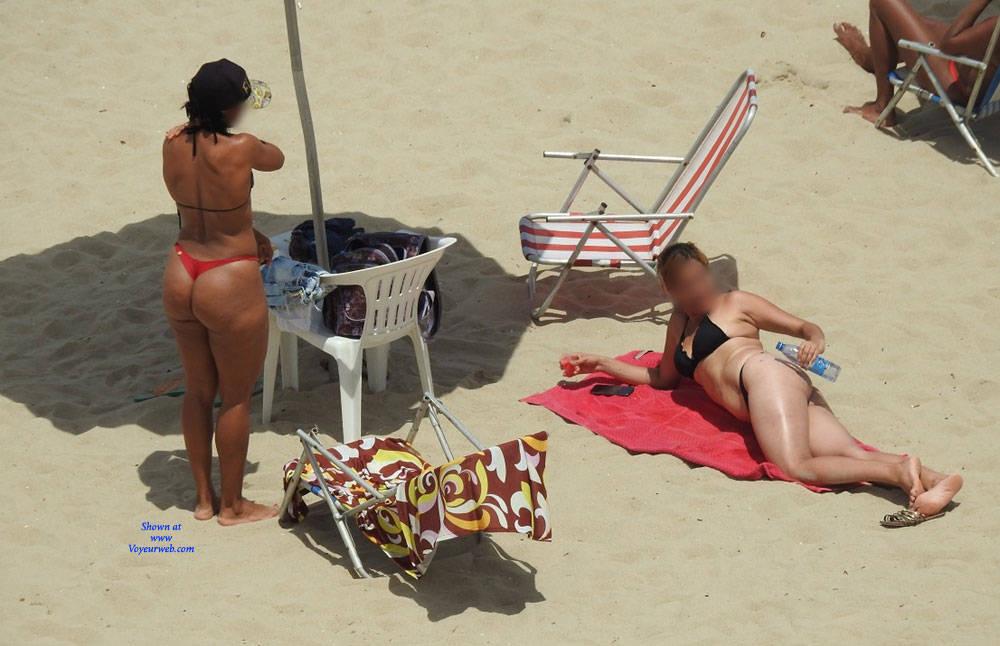 Pic #2 Saturday In Boa Viagem Beach, Recife City - Outdoors, Bikini Voyeur, Beach Voyeur