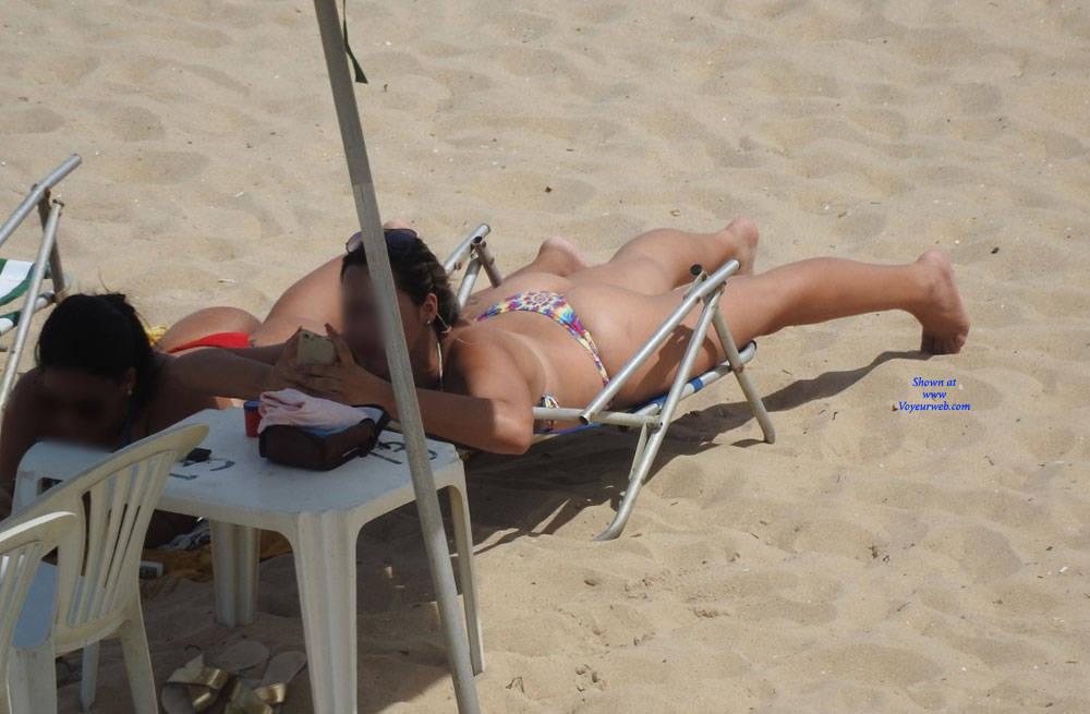 Pic #6 Saturday In Boa Viagem Beach, Recife City - Outdoors, Bikini Voyeur, Beach Voyeur