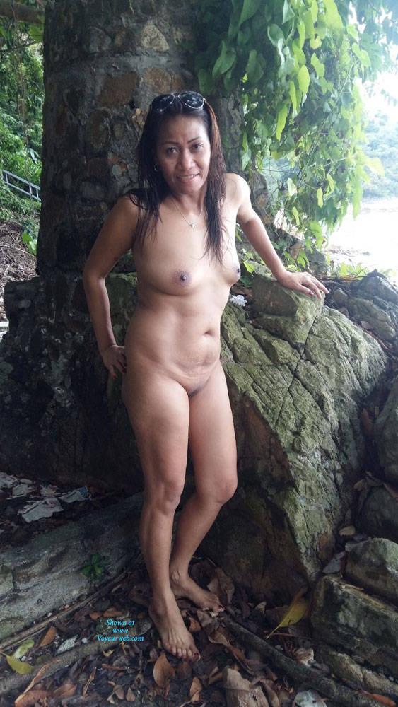 Nude hong kong women