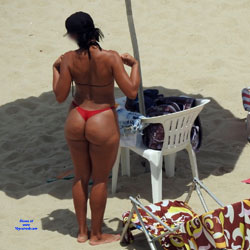 Asses From Recife City, Brazil - Outdoors, Bikini Voyeur, Beach Voyeur