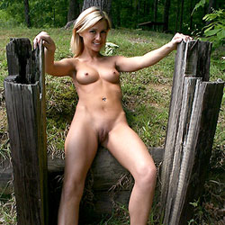 Posts - Nude Girls, Big Tits, Blonde, Outdoors, Shaved