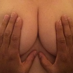 Large tits of my wife - shywife