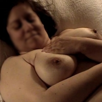 Large tits of my wife - Wife Linda