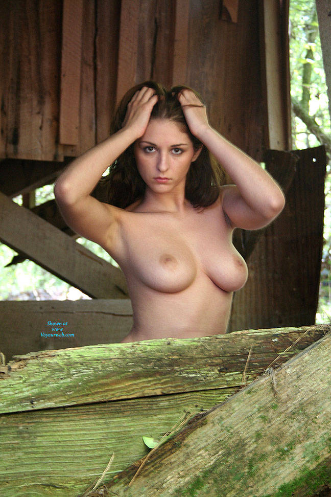 Were Hot nude full bush large boobs with