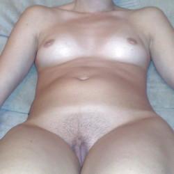 Medium tits of my ex-girlfriend - Ms. Tina