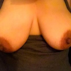 My very large tits - Veronica