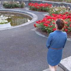 Shy In The Park - Nude Girls, Outdoors, Public Place, Wife/wives
