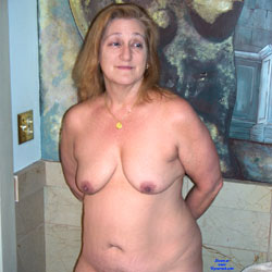 Bathroom - Nude Amateurs, Big Tits, Mature, Bush Or Hairy