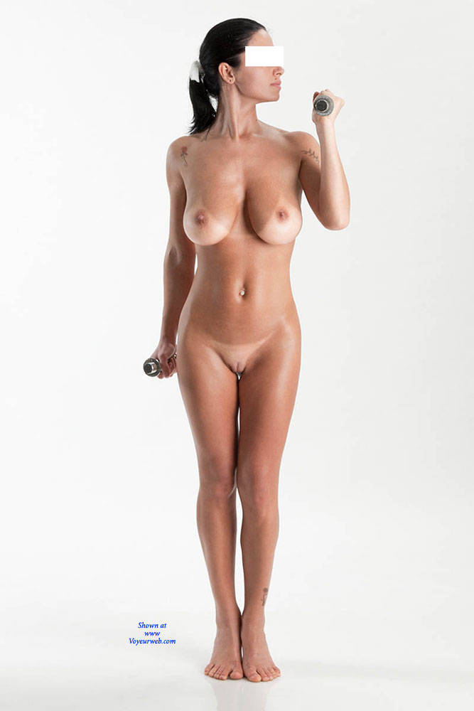 Pic #6 No More Photoshoots - Nude Girls, Big Tits, Brunette, Wife/wives, Shaved