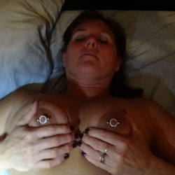 Another Night - Wife/Wives, Shaved, Body Piercings, Tattoos, Penetration Or Hardcore, Pussy Fucking