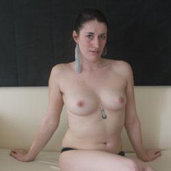 Easter Bunny - Big Tits, Brunette, Lingerie
