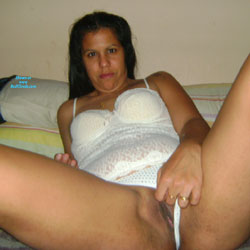 Latin Wife - Brunette, Lingerie, Toys, Wife/Wives, Shaved, Amateur, Latina