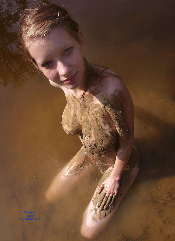 Mud nude girls Dirty
