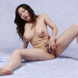 Asian Wife - Nude Wives, Big Tits, Brunette, Bush Or Hairy