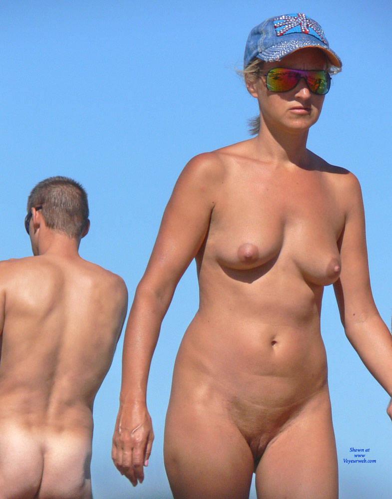 Pic #5 Real Beach Voyeur - Nude Girls, Big Tits, Shaved, Beach Voyeur, Beach Pussy