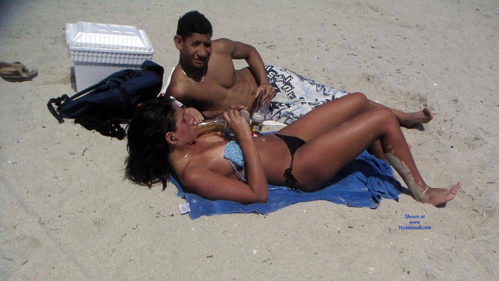 Pic #2 Wives From Recife City, Brazil - Outdoors, Bikini Voyeur, Beach Voyeur