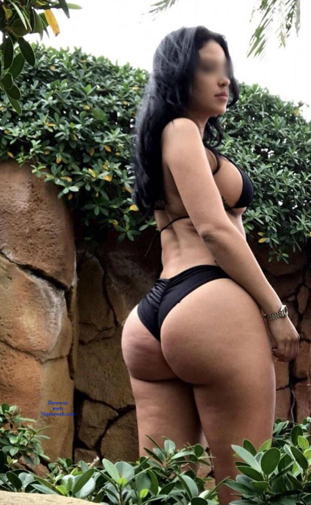 Pic #4 Wives From Recife City, Brazil - Outdoors, Bikini Voyeur, Beach Voyeur