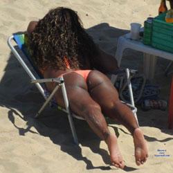 Wives From Recife City, Brazil - Outdoors, Bikini Voyeur, Beach Voyeur