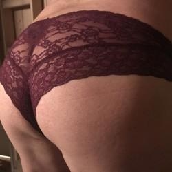 My room mate's ass - Christine