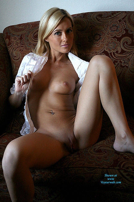 Pic #1 Nap Time - Nude Girls, Blonde, Shaved
