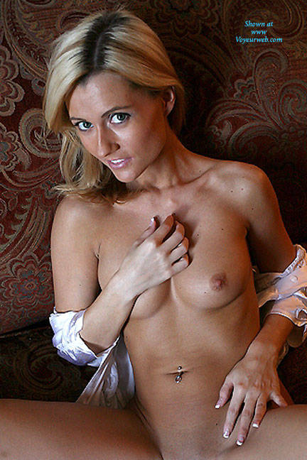 Pic #4 Nap Time - Nude Girls, Blonde, Shaved