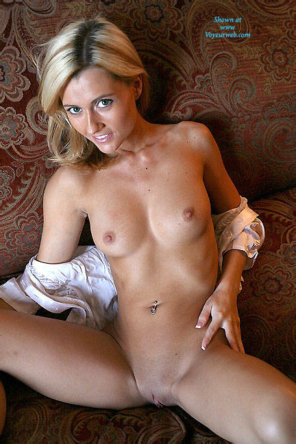 Pic #5 Nap Time - Nude Girls, Blonde, Shaved