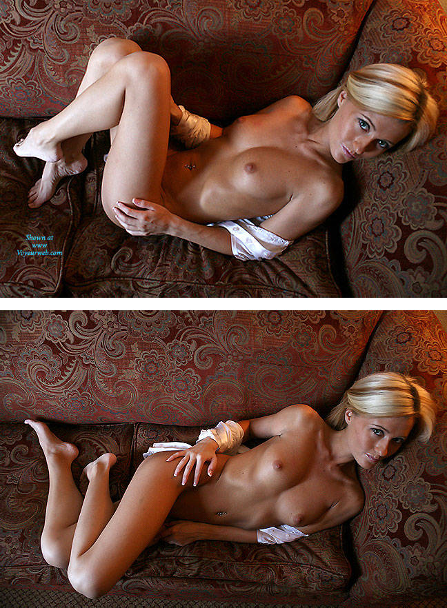 Pic #9 Nap Time - Nude Girls, Blonde, Shaved