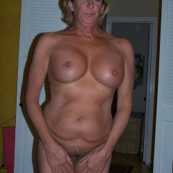 Large tits of my wife - Martha