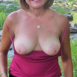 Large tits of my wife - Wife Jane
