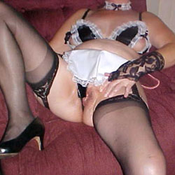 Nancy And My Man - Lingerie, Amateur