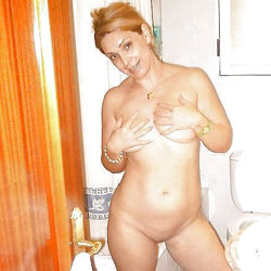 Spanish Wife - Nude Wives, Redhead