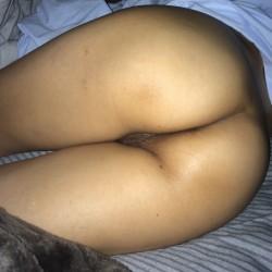 My girlfriend's ass - Purrpussy