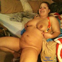 Tit Cum - Big Tits, Brunette, Shaved, Amateur