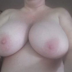Extremely large tits of my girlfriend - C C T