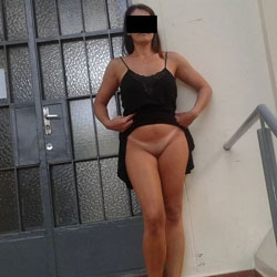 Raquel Pela Cidade - Public Exhibitionist, Flashing, Outdoors, Public Place, Shaved, Amateur, Firm Ass