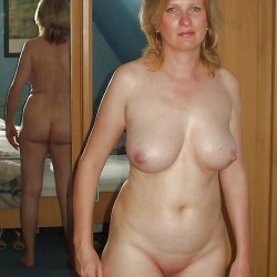 Large tits of my ex-girlfriend - Marlene