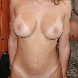 Lisa Hotter Than Hell  - Big Tits, See Through, Amateur