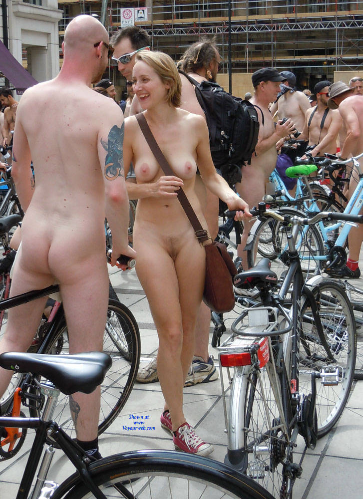 London Naked Bike Ride 2014 - May, 2017 - Voyeur Web-7381