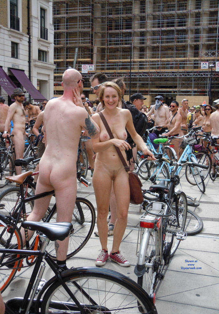 London Naked Bike Ride 2014 - May, 2017 - Voyeur Web-9799