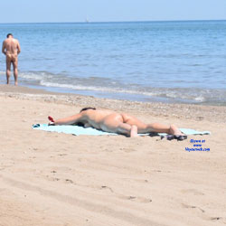 Costa Brava Part 2 - Nude Girls, Outdoors, Beach Voyeur