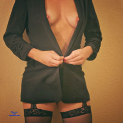 Sammy In Stockings And Garters - Lingerie, Amateur
