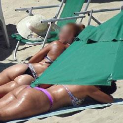 Asses From Recife City, Brazil - Outdoors, Bikini Voyeur, Beach Voyeur