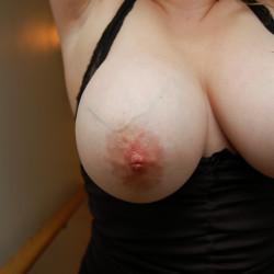 Large tits of a neighbor - PAULA