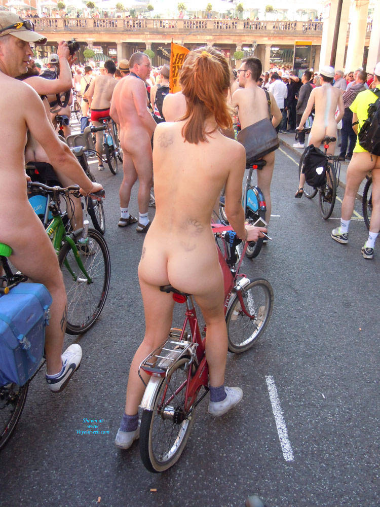 London Naked Bike Ride 2013 - May, 2017 - Voyeur Web-5207