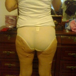 My wife's ass - Elizabeth