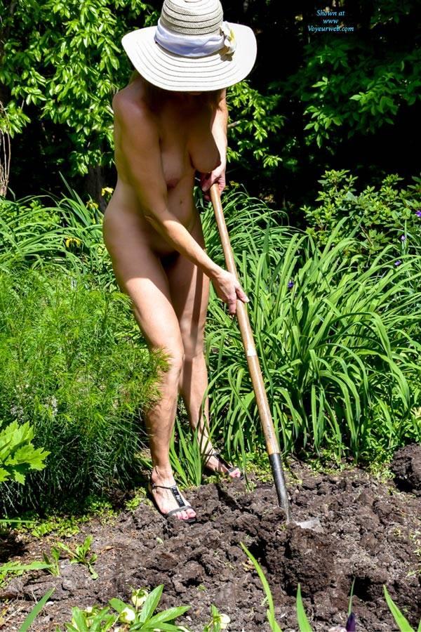 World Naked Gardening Day 2017 - May, 2017 - Voyeur Web-3574