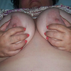 Tit Stroke - Big Tits, Amateur